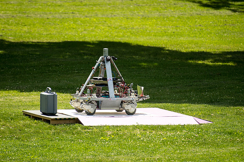 NASA Sample Return Robot Challenge 2012-2014